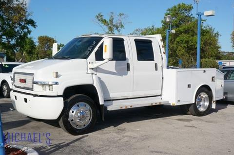 2005 GMC C5500 for sale in Hollywood, FL