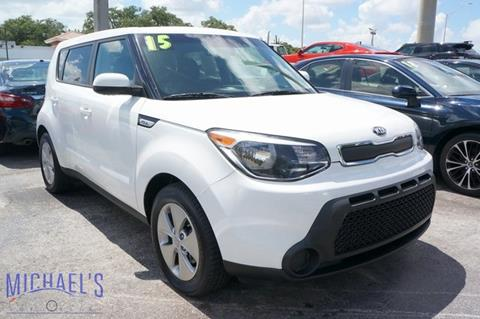 2015 Kia Soul For Sale >> Kia Soul For Sale In Hollywood Fl Michael S Auto Sales Corp