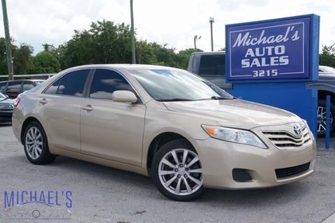 2011 Toyota Camry for sale in Hollywood, FL