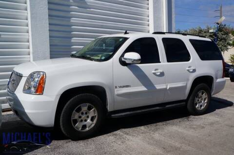 2007 GMC Yukon for sale at Michael's Auto Sales Corp in Hollywood FL