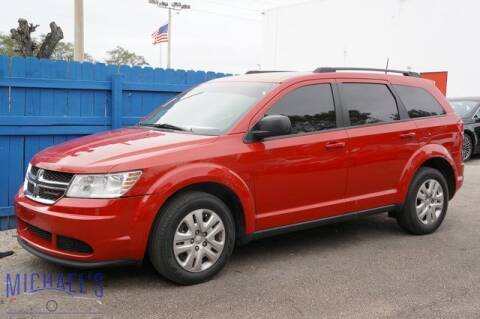 2018 Dodge Journey for sale at Michael's Auto Sales Corp in Hollywood FL