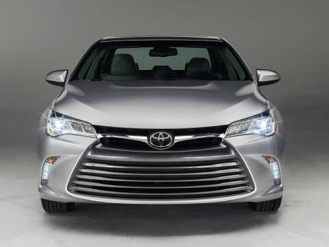 2015 Toyota Camry XLE for sale at Michael's Auto Sales Corp in Hollywood FL