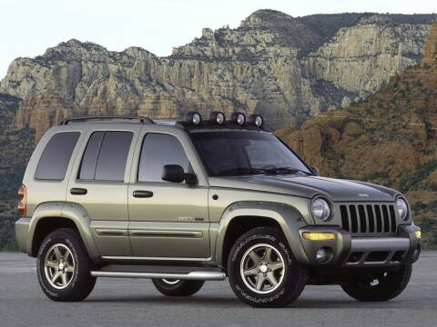 2003 Jeep Liberty Limited for sale at Michael's Auto Sales Corp in Hollywood FL