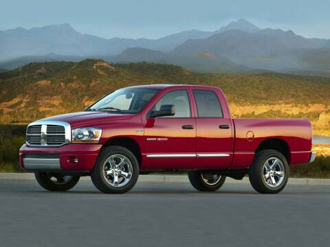 2007 Dodge Ram Pickup 1500 for sale at Michael's Auto Sales Corp in Hollywood FL