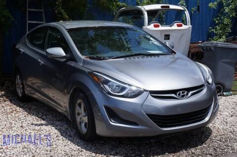 2015 Hyundai Elantra for sale at Michael's Auto Sales Corp in Hollywood FL