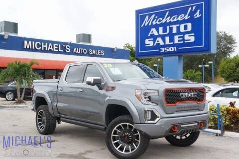 2020 GMC Sierra 1500 for sale at Michael's Auto Sales Corp in Hollywood FL