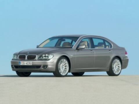 2008 BMW 7 Series for sale at Michael's Auto Sales Corp in Hollywood FL