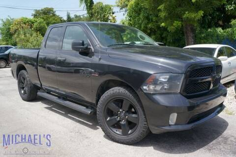 2017 RAM Ram Pickup 1500 for sale at Michael's Auto Sales Corp in Hollywood FL