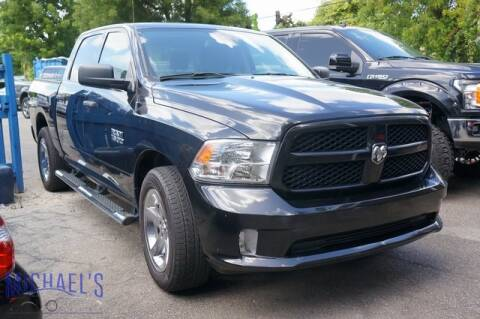 2016 RAM Ram Pickup 1500 for sale at Michael's Auto Sales Corp in Hollywood FL