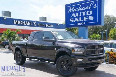 2015 RAM Ram Pickup 2500 for sale at Michael's Auto Sales Corp in Hollywood FL