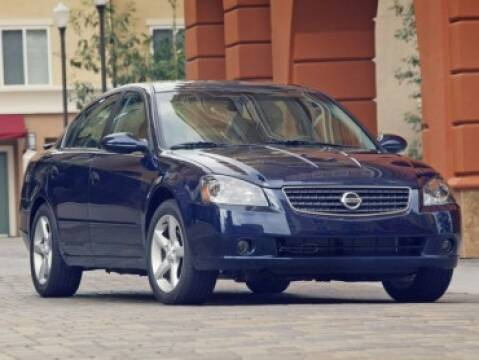 2005 Nissan Altima for sale at Michael's Auto Sales Corp in Hollywood FL