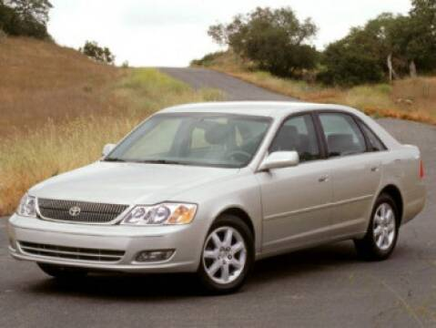 2002 Toyota Avalon for sale at Michael's Auto Sales Corp in Hollywood FL