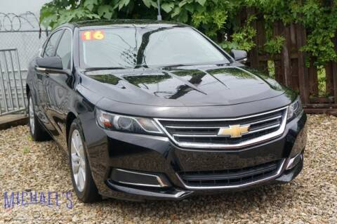 2016 Chevrolet Impala for sale at Michael's Auto Sales Corp in Hollywood FL