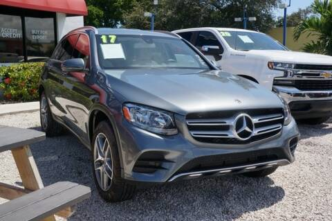 2017 Mercedes-Benz GLC for sale at Michael's Auto Sales Corp in Hollywood FL