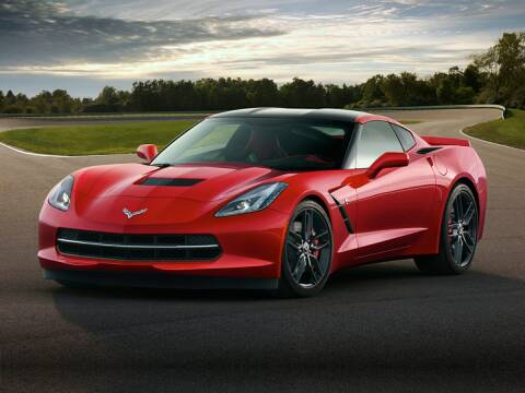2017 Chevrolet Corvette for sale at Michael's Auto Sales Corp in Hollywood FL