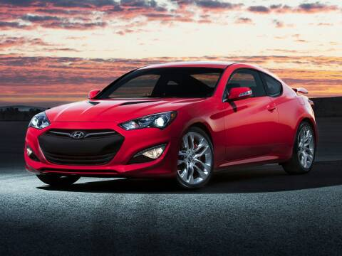 2013 Hyundai Genesis Coupe for sale at Michael's Auto Sales Corp in Hollywood FL