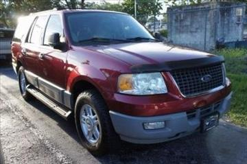 2004 Ford Expedition for sale in West Park, FL