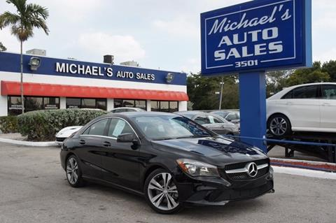 2015 Mercedes-Benz CLA for sale in West Park, FL