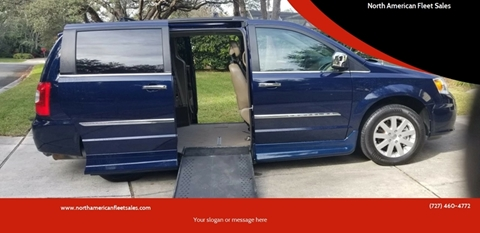 2012 Chrysler Town and Country for sale in Largo, FL