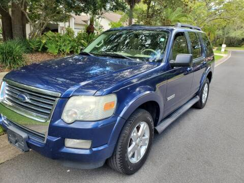 2008 Ford Explorer XLT for sale at North American Fleet Sales in Largo FL