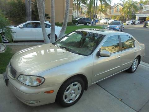 2001 Infiniti I30 for sale at SAN DIEGO IMPORT CENTER in San Diego CA