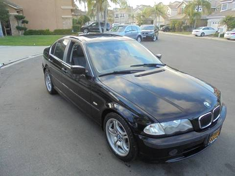 2001 BMW 3 Series for sale at SAN DIEGO IMPORT CENTER in San Diego CA