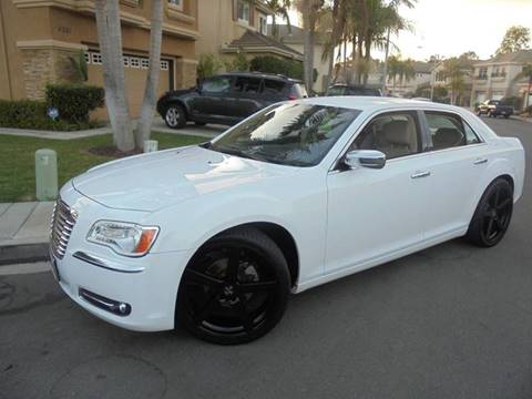 2012 Chrysler 300 for sale in San Diego, CA