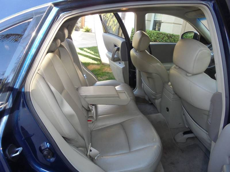 2005 Infiniti FX35 for sale at SAN DIEGO IMPORT CENTER in San Diego CA