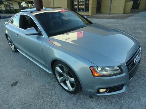 2009 Audi A5 for sale at Austin Direct Auto Sales in Austin TX