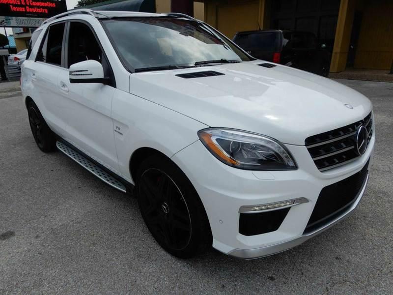 2015 Mercedes-Benz M-Class for sale at Austin Direct Auto Sales in Austin TX