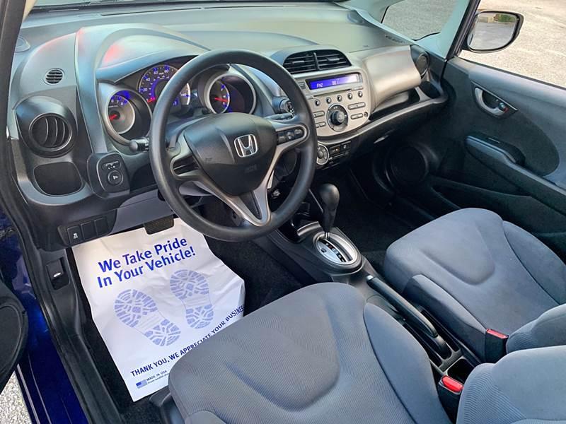 2011 Honda Fit 4dr Hatchback 5A In Austin TX - Austin Direct