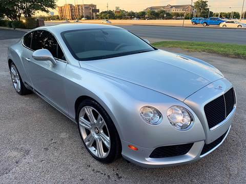 2013 Bentley Continental for sale at Austin Direct Auto Sales in Austin TX