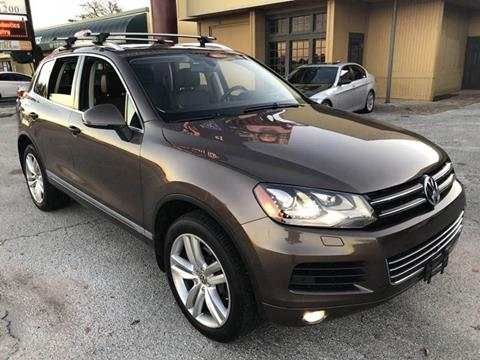 2014 Volkswagen Touareg for sale at Austin Direct Auto Sales in Austin TX
