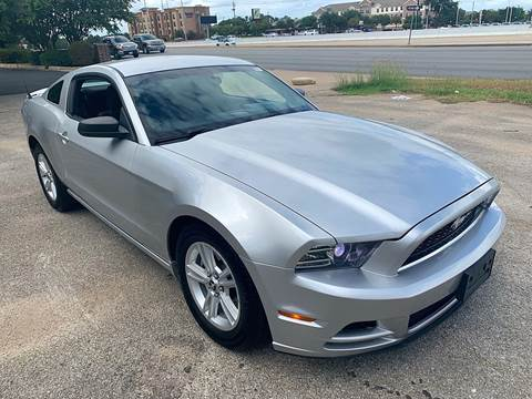 2013 Ford Mustang for sale in Austin, TX