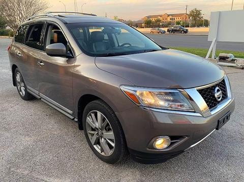 2013 Nissan Pathfinder for sale at Austin Direct Auto Sales in Austin TX