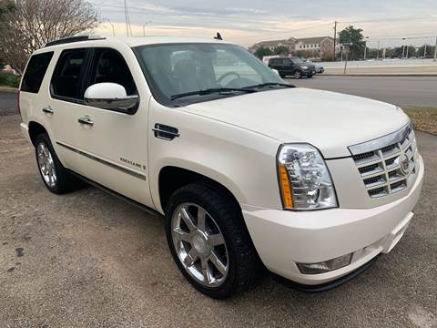 2008 Cadillac Escalade for sale at Austin Direct Auto Sales in Austin TX