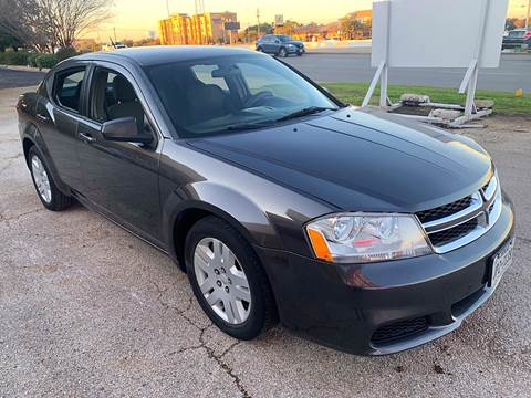 2014 Dodge Avenger for sale at Austin Direct Auto Sales in Austin TX