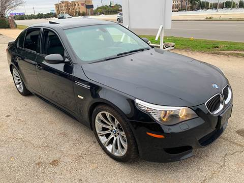 2008 BMW M5 for sale at Austin Direct Auto Sales in Austin TX