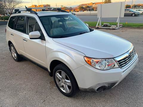 2009 Subaru Forester for sale at Austin Direct Auto Sales in Austin TX