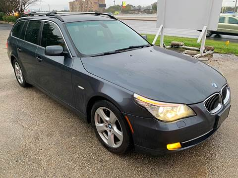 2008 BMW 5 Series for sale at Austin Direct Auto Sales in Austin TX