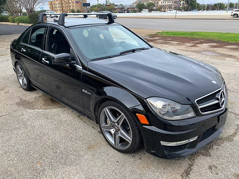 2012 Mercedes-Benz C-Class for sale at Austin Direct Auto Sales in Austin TX