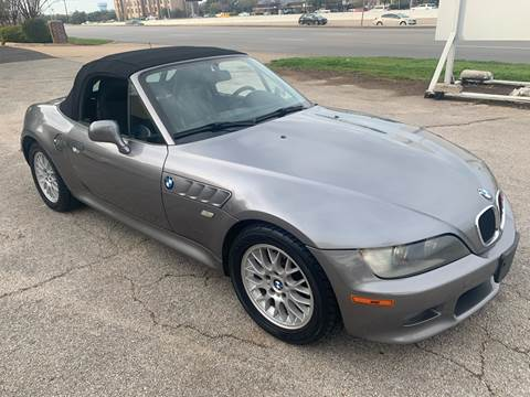 2002 BMW Z3 for sale at Austin Direct Auto Sales in Austin TX