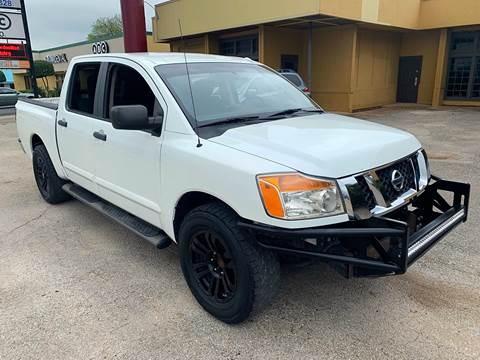 2014 Nissan Titan for sale at Austin Direct Auto Sales in Austin TX