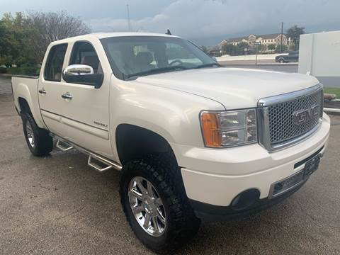 2010 GMC Sierra 1500 for sale at Austin Direct Auto Sales in Austin TX