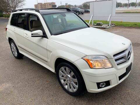2011 Mercedes-Benz GLK for sale at Austin Direct Auto Sales in Austin TX