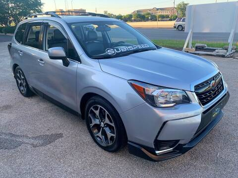 2016 Subaru Forester for sale at Austin Direct Auto Sales in Austin TX