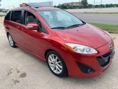 2013 Mazda MAZDA5 for sale at Austin Direct Auto Sales in Austin TX