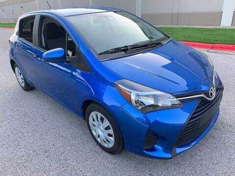 2017 Toyota Yaris for sale at Austin Direct Auto Sales in Austin TX