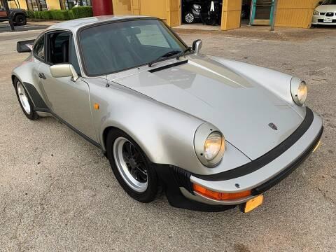 1982 Porsche 911 Carrera for sale at Austin Direct Auto Sales in Austin TX