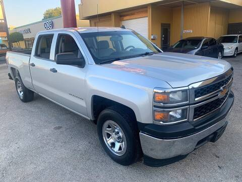 2014 Chevrolet Silverado 1500 for sale at Austin Direct Auto Sales in Austin TX